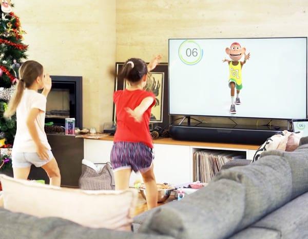 Home Exercise Program for Kids