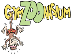 Gymzoonasium_Logo_Monkey
